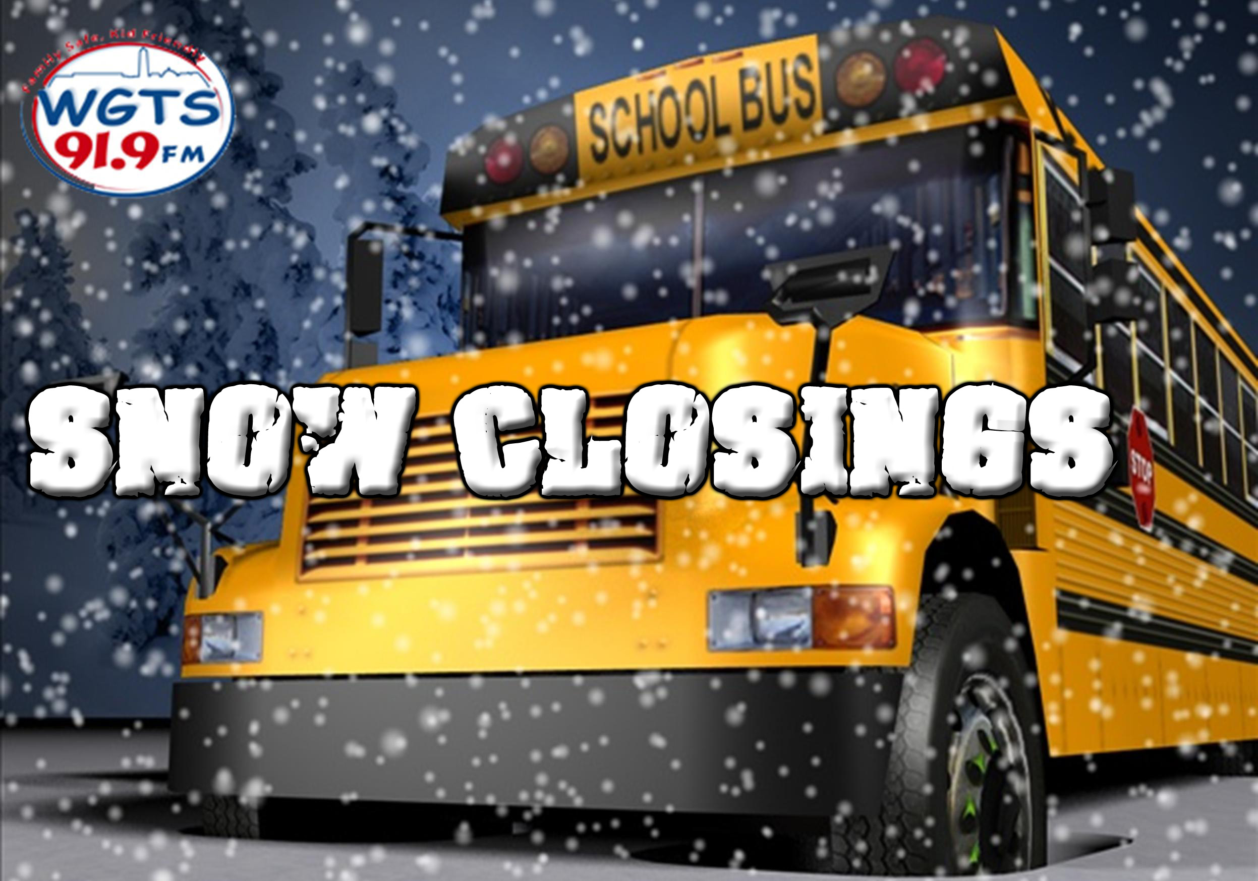 Snow Closings & Delays